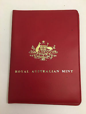 1979 Uncirculated Coin Set Australia