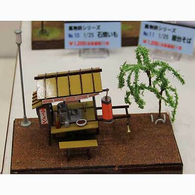 Microace 1/25 tradition series STALLS BUCKWHEAT from Japan
