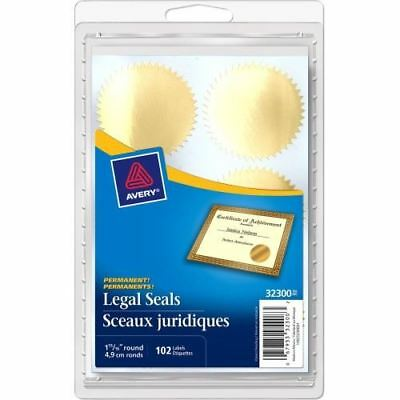 Avery Self Adhesive Legal Seal 32300