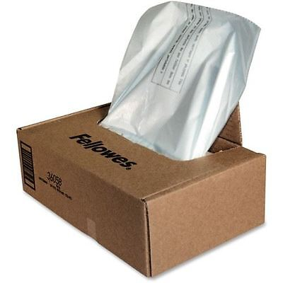 Fellowes Powershred Waste Bags for 425 and 485 Series Shredders 3605801