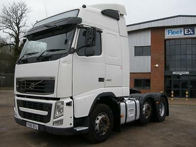 VOLVO FH GLOBETROTTER 6x2 TRACTOR UNIT 2010