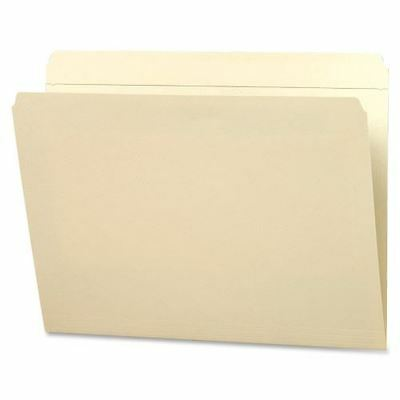 Sparco Straight-cut File Folder SP2111