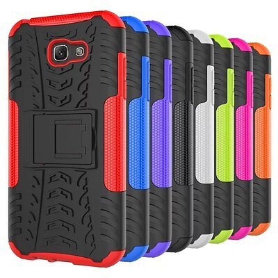 Shockproof Rugged Hybrid Kickstand Case Cover For Samsung Galaxy A7 2017 A720