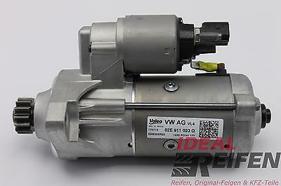 Original VW Caddy ab. 2011-2015 Anlasser 02E911023Q Starter 02E911023L NEU NEW