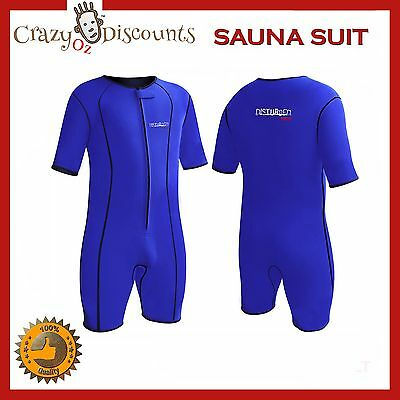 Neoprene Sweat Sauna Suit Weight Loss Slimming Short Fitness Mma Gym Boxing Ufc