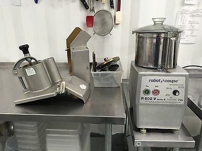 Robot Coupe R602V commerical food processor