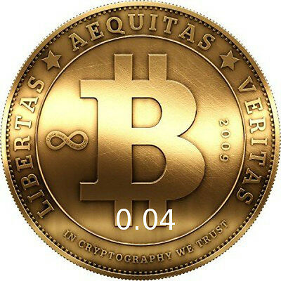 BTC 0.04 BITCOIN 0,04 Direct Transfer to Your Wallet