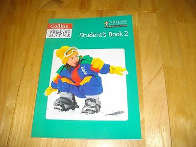 Collins Cambridge International Primary Maths Student Bk 2 Key Stage 1 Ages 5-7