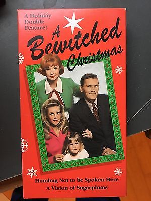 A Bewitched Christmas,vVol 1 (VHS) 2 holidays episodes, from 1964 and 1967