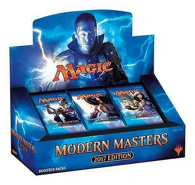 MTG Magic Modern Masters 2017 Sealed English Booster Box