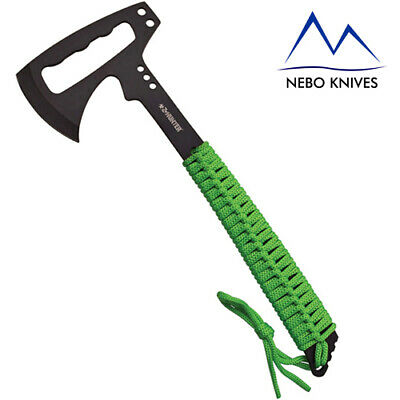 Z-Hunter Zombie Axe Tomahawk & Sheath Outdoors Camping Axe Full Tang ZBAXE10