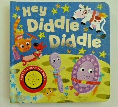 If You're Happy and You Know it Single Button Sound Book kids Ages 0 Months+ New