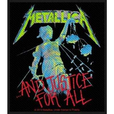 Metallica - And Justice For All Patch