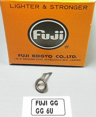 1pc Fuji Tackle GG Gold Cermet Fishing Rod Guides Discontinued Choose Size
