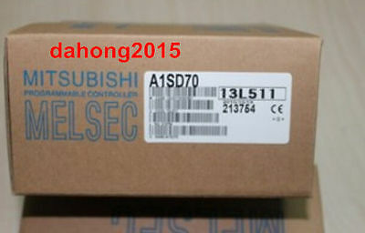 New In Box Mitsubishi  PLC A1SD70 plcbest