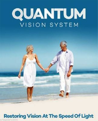Quantum Vision System - Eye Vision Correction 20/20/ Vision