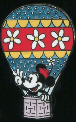 Hot Air Balloons Mystery Adventure is Out There Minnie Mouse Disney Pin 101319