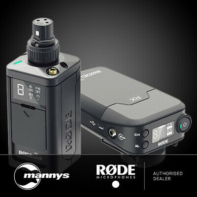 RODELink Newsshooter Kit Digital Wireless System for News Gathering & Reporting