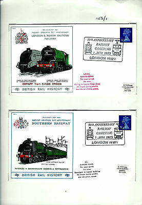 Train Railway related covers etc as seen multiple listing please choose (W3)