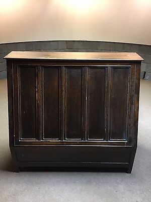 Antique Eugene Dietzgen Co.  Map, Architectural Drawing Filing Cabinet.