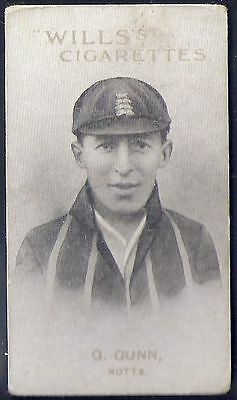 Wills-Australian/english Cricket Titled-Capstan Series Of 59-#51- Gunn