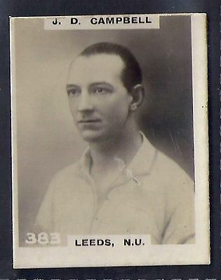 Pinnace Football-Black Oval Back-#0383- Rugby - Leeds.n.u. - J. D. Campbell