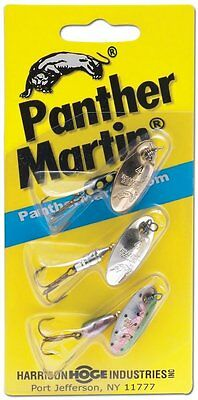 Panther Martin Western Trout Spinner Fishing Lure Kit