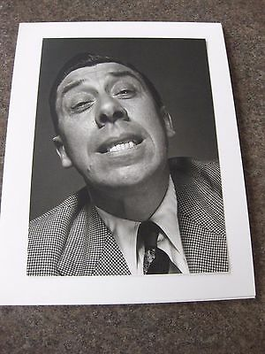 Fernandel The Frenchman Photograph By Philippe Halsman Reprint By Taschen Pub