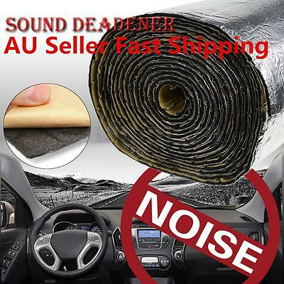 33sqft Firewall Sound Deadener Car Heat Shield Insulation Deadening Material Mat
