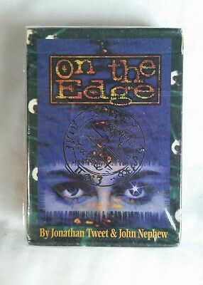 On The Edge Starter Deck TCG Jonathon Tweet & John Nephew
