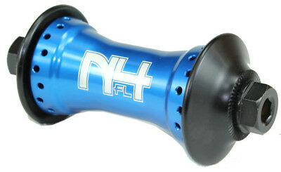 Primo N4 10mm Front Hub With Guards Blue