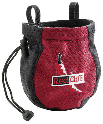 Red Chili Kiddy Chalkbag red