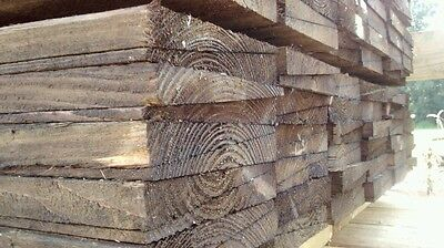 4.8m  Feather Edge Board  7 Inches wide Pressure treated Shed Garage Stable etc