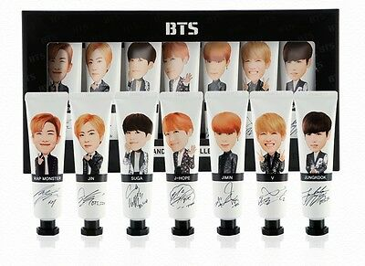 BTS Hand Cream 30ml (Select Member), Official Goods, Member Select