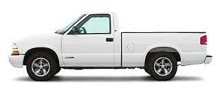 MANUALE OFFICINA CHEVROLET S-10 my 1994 - 2004 WORKSHOP MANUAL SERVICE e-mail