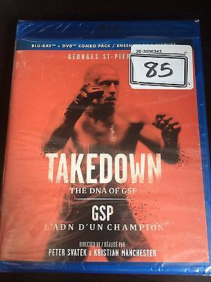"""""""Takedown: The DNA Of GSP"""" On Bluray (New, Sealed)"""