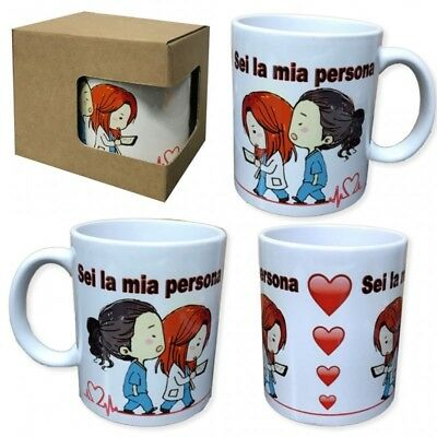 Tazza in ceramica sei la mia persona grey's anatomy you are person - instantstor