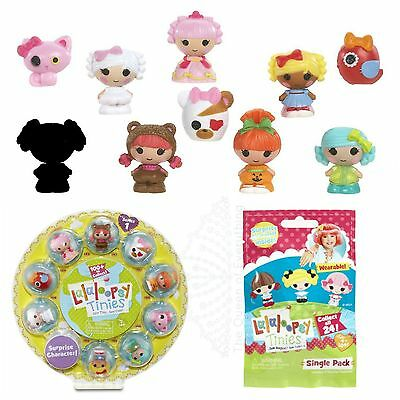 LaLaloopsy 8 Different Gifts-- U Choose! Tinies Stickers Minis FREE SHIPPING!!
