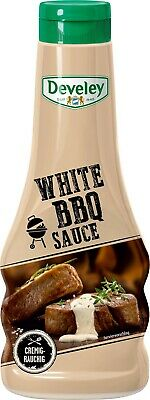 (1000ml=7,96€) Develey White BBQ Sauce - Weiße Barbecue - 250 ml