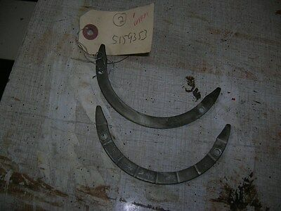 Cummins 5159353 Crankshaft THRUST BEARINGS ( 2 )