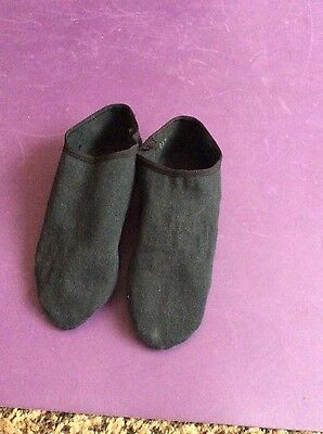 Bloch Slip on Jazz Shoes Canvas Womens Size 6