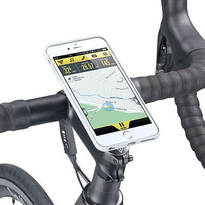 Topeak RideCase to suit iPhone 6 / 6s, with Handlebar Mount Case Touch WHITE TT9