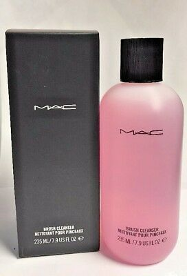 MAC Cosmetics BRUSH CLEANSER 235ML / 7.9 oz. NEW IN BOX Authentic