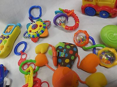 Baby Toy Lot of 12 pieces for Infant Boy Girl 2