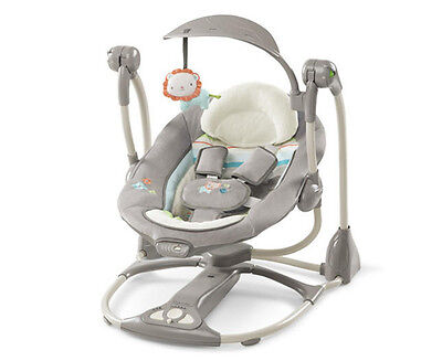 Ingenuity ConvertMe 2-in-1 Swing-2-Seat - Candler