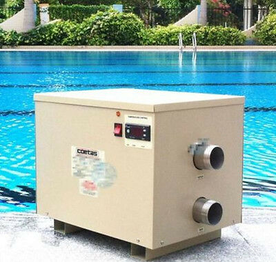 32KW Electric Water Thermostat Heater SPA / Swimming Pool Water heater 380V U