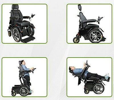 Electric Standup Wheelchair Disability Elderly Independent Disabled Brand New