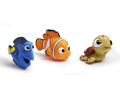 The First Years Disney/Pixar Finding Nemo Bath Toys 3pk