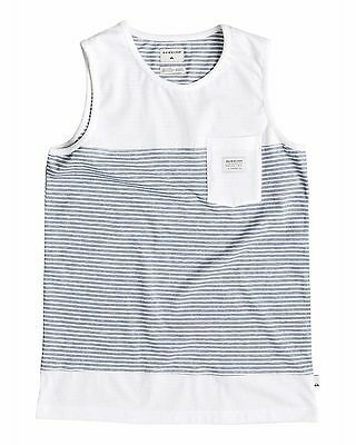 NEW QUIKSILVER™  Boys 8-16 Full Tide Tank Boys Teens