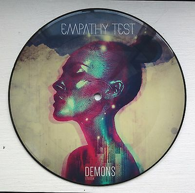 Empathy Test 'Demons | Seeing Stars' Ltd. Edition 7' Vinyl Picture Disc
